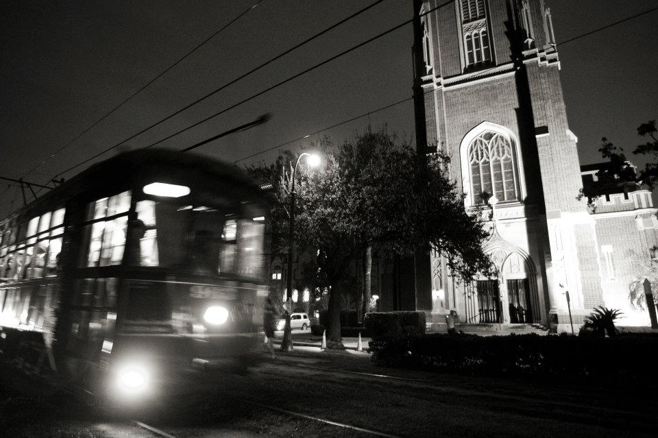 Streetcar for your New Orleans Wedding