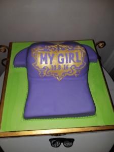 Haydel's Bakery groom's cake